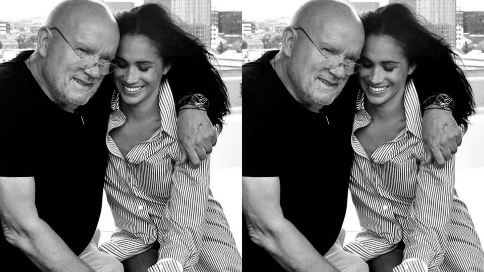 Meghan Markle Pays Tribute To Peter Lindbergh In A Touching Instagram Post