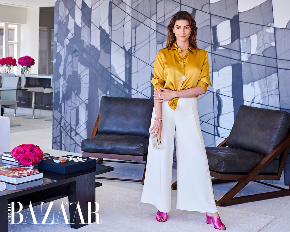 Shiva Safai Takes BAZAAR On A Tour Of Her New L.A Home