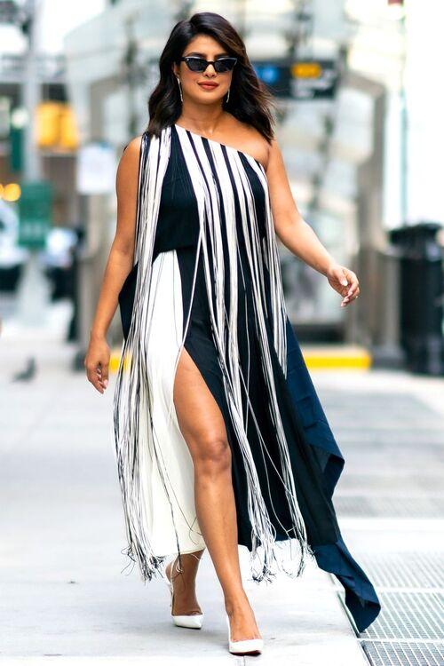 Priyanka Chopra Just Had A Major Fringing Moment In NYC