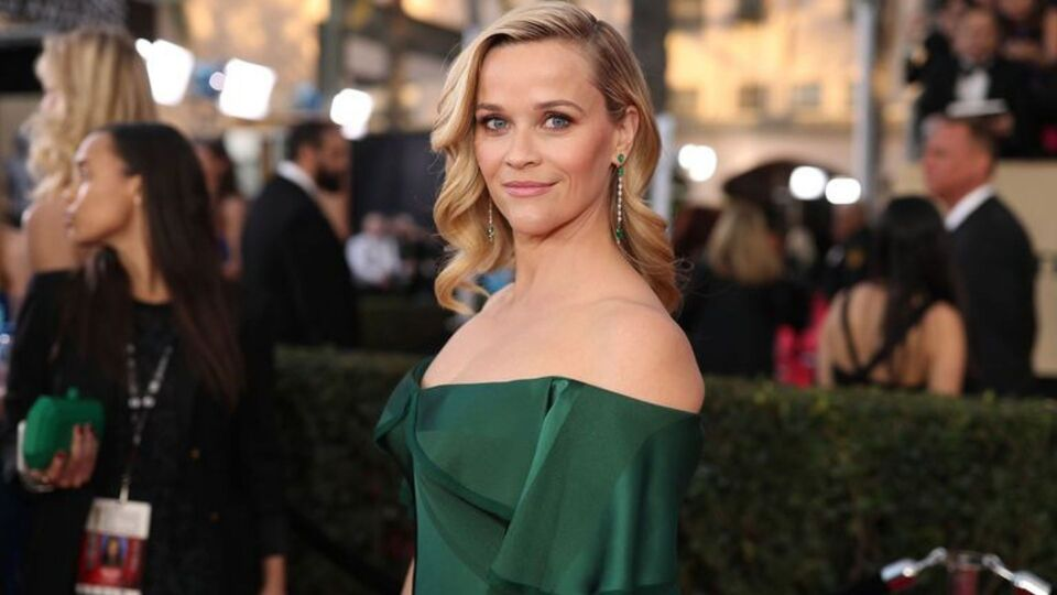 """Reese Witherspoon Says She Was """"Too Nervous"""" To Return To 'Friends'"""