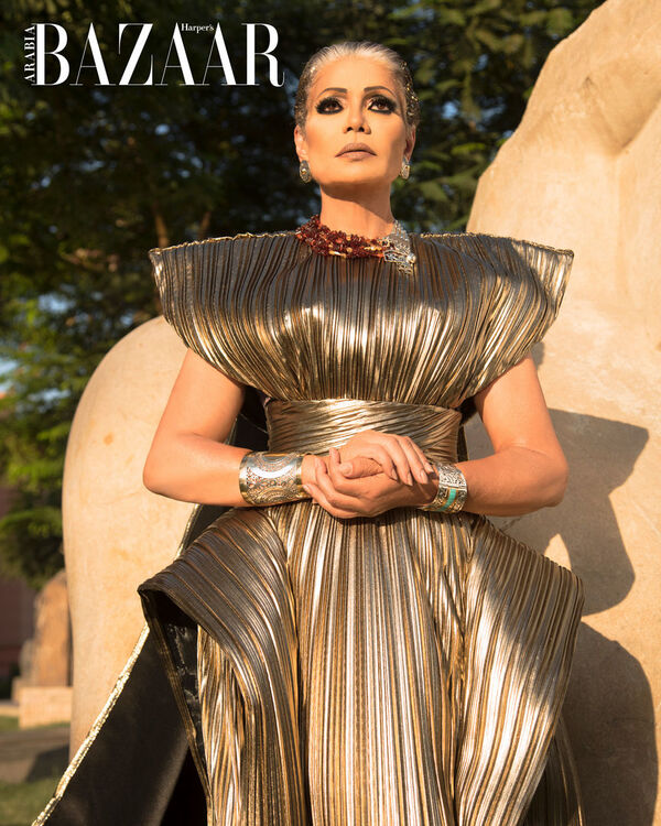 Sawsan Badr Pulls Out Of El Gouna Film Festival