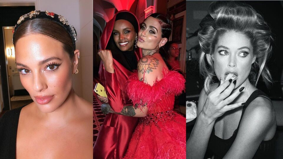 13 Of The Best Celebrity Instagrams From The Bazaar Icons Party 2019