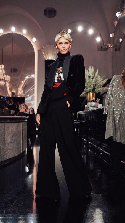NYFW: Ralph Lauren's 1930s-Inspired Autumn/Winter 2019 Collection