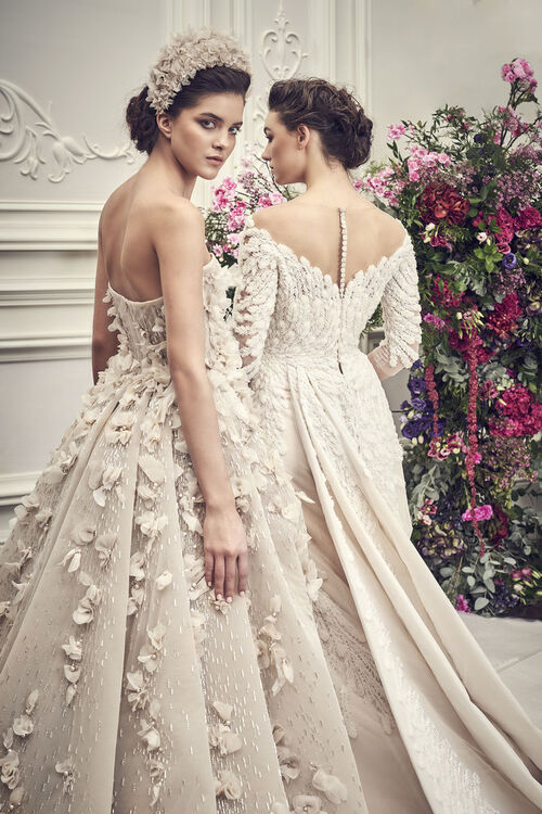 Exclusive: Rami Al Ali Reveals His 2020 Bridal Collection – And It Might Just Be His Best Yet