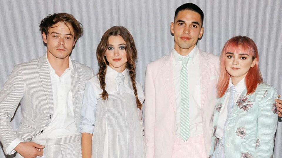 'Game Of Thrones' Met 'Stranger Things' At Thom Browne's NYFW Show