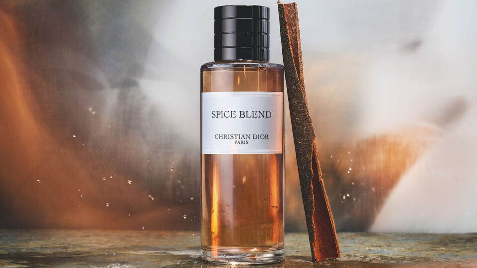 Dior Just Launched A New Fragrance And It Smells Like Christmas In A Bottle