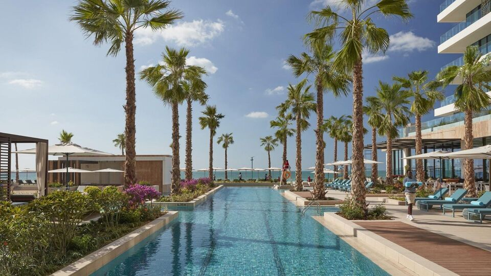 The Most Photogenic Pools In The UAE