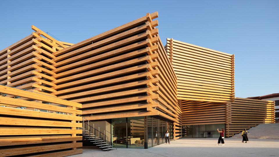 Brand New Ottoman-Inspired Odunpazari Modern Museum Has Just Opened Its Doors In Turkey