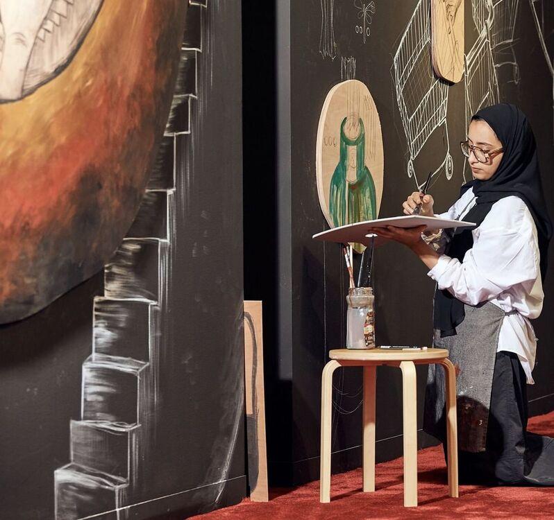 15 Emerging UAE Artists To Showcase New Work In Abu Dhabi Exhibition