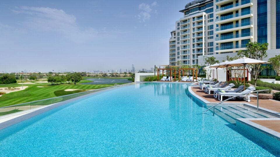 Vida Just Opened A New Hotel In Emirates Hills And We Can't Wait To Staycation There