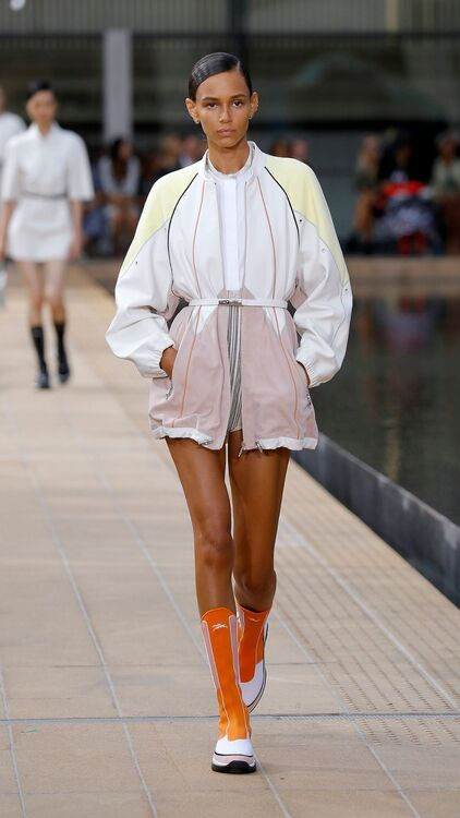 NYFW: Longchamp Takes Us On A Journey From Dawn To Dusk For Spring/Summer 2020