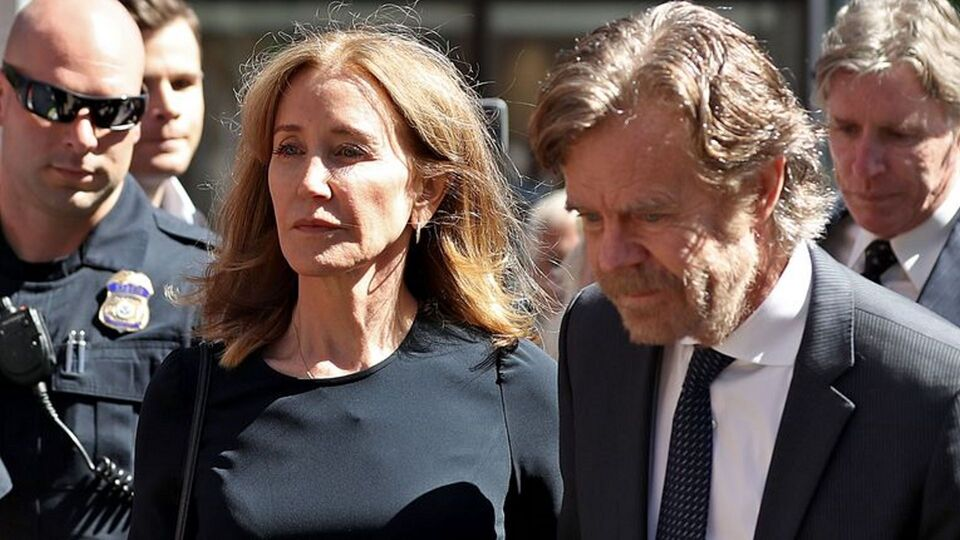 Felicity Huffman Sentenced To Prison For College Scandal