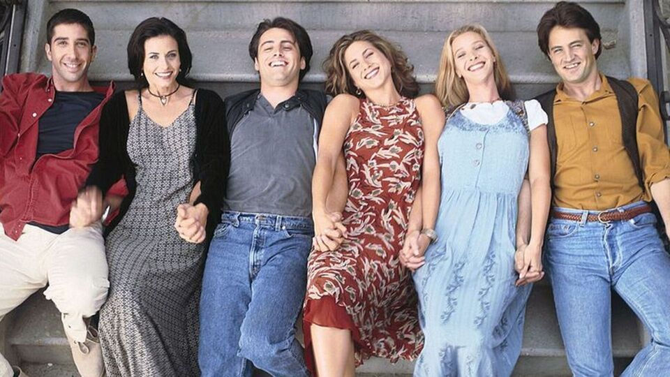 The 'Friends' Costume Designer Opens Up About Creating Those Six Iconic Looks