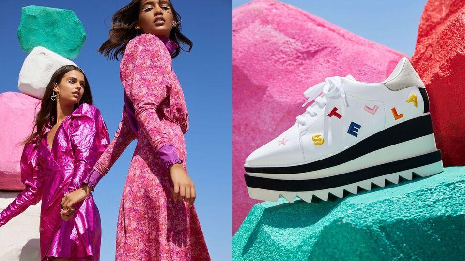 This Dubai Store's New-Season Campaign Is A Kaleidoscopic Dreamscape