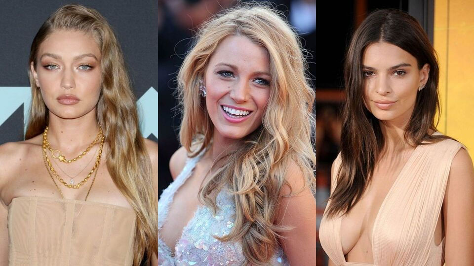 8 Celebrities Who Have Never Cut Their Hair Short