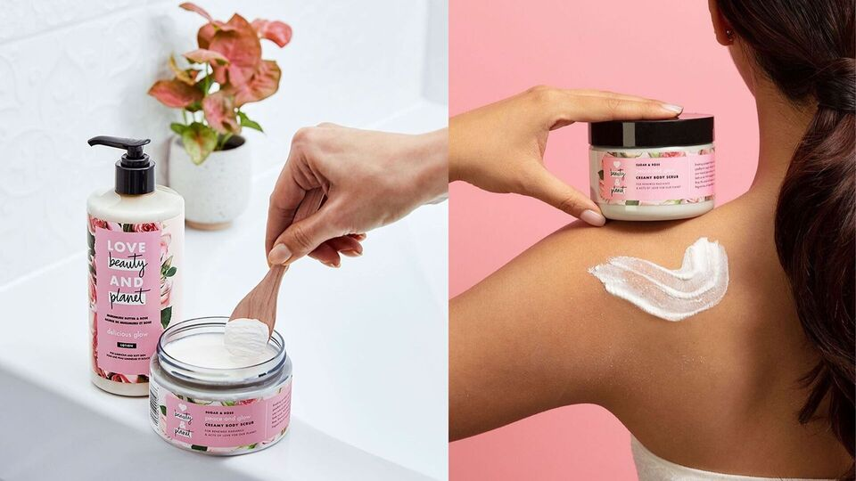 Unilever Launches Their Own Beauty Brand That's Completely Sustainable