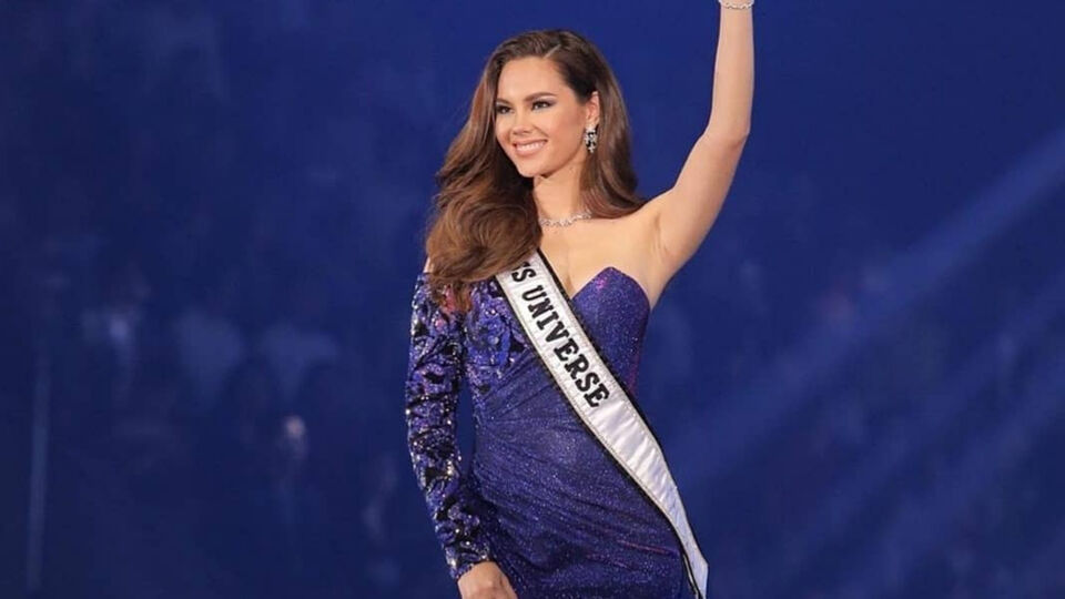 Stop Everything: Miss Universe Catriona Gray Lands In Dubai Tomorrow