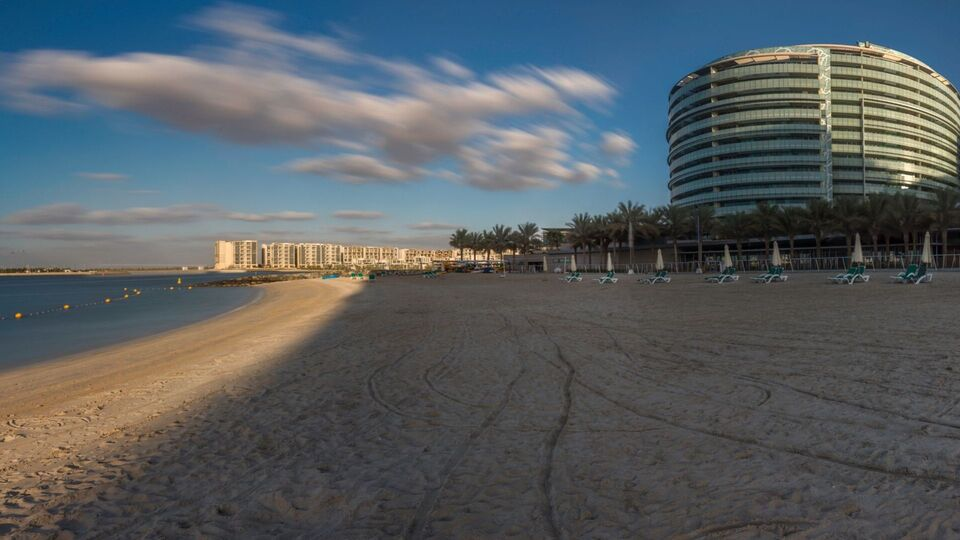 Abu Dhabi Is Hosting A Beach Clean Up For World Cleanup Day
