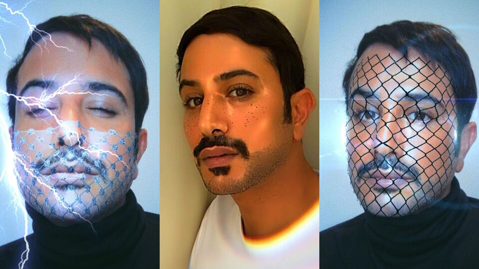 Mohammed Sultan's New Collaboration With Instagram Goes Viral