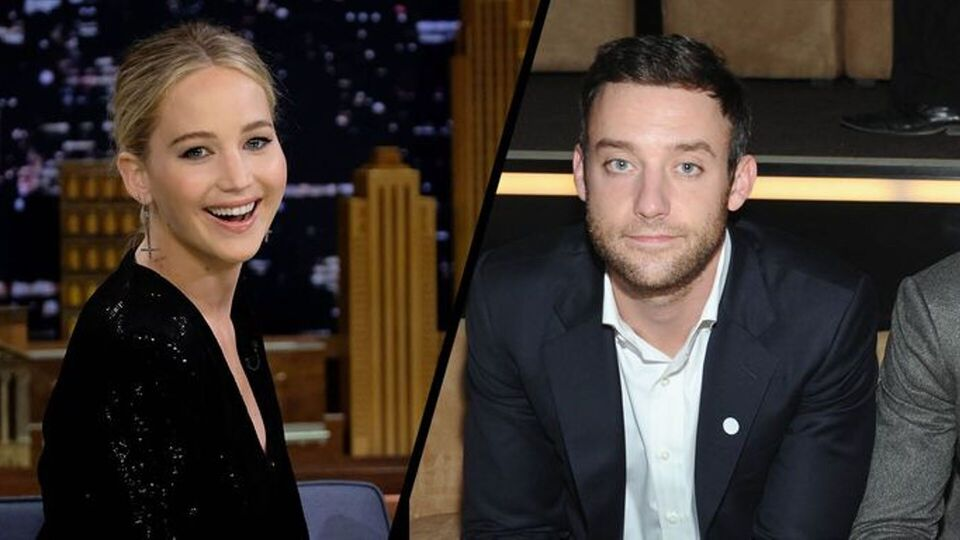 Did Jennifer Lawrence Just Get Married?