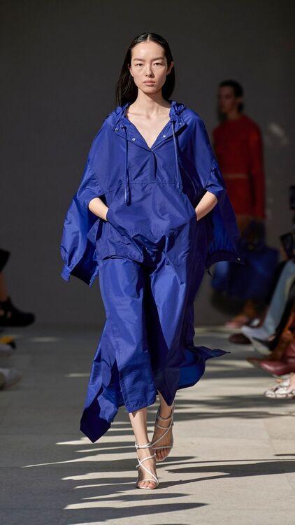 MFW: Salvatore Ferragamo's S/S20 Collection Celebrates Joyful Living