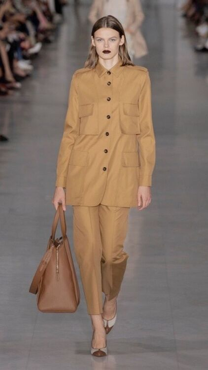 Every Single Look From Max Mara's S/S20 Show