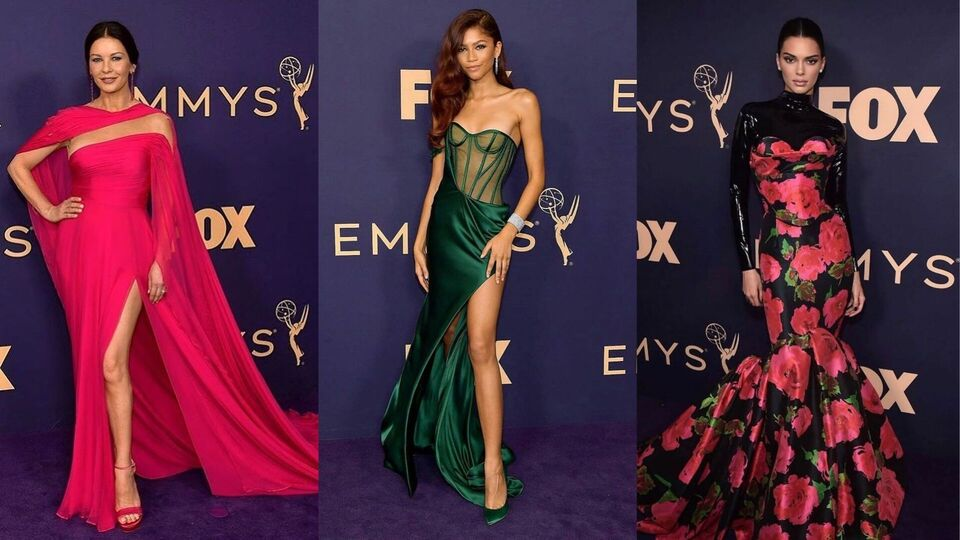The Best Dressed Celebrities At The 2019 Emmys