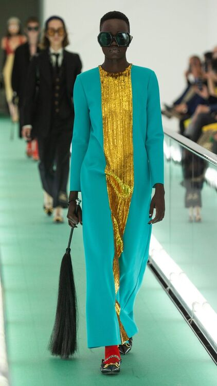 Why Gucci's S/S20 Show Was Its Most Unconventional Yet