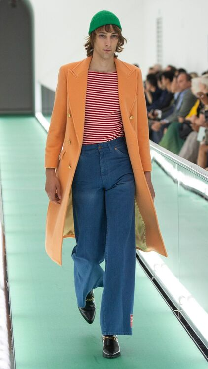 Every Look From Gucci Spring/Summer 2020