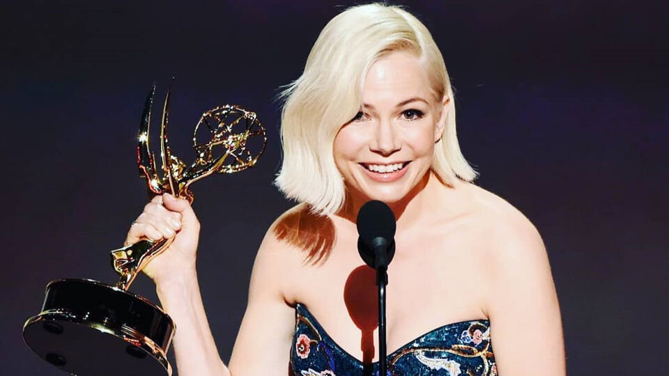 Michelle Williams Demands Equal Pay For Women At The 2019 Emmy Awards