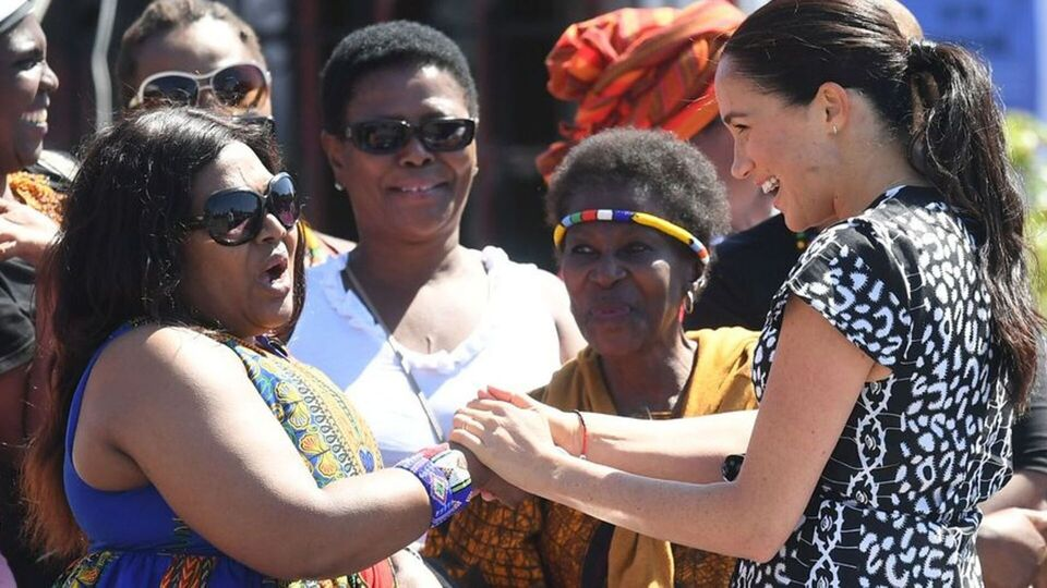 Every Photo From Prince Harry And Meghan Markle's Africa Tour