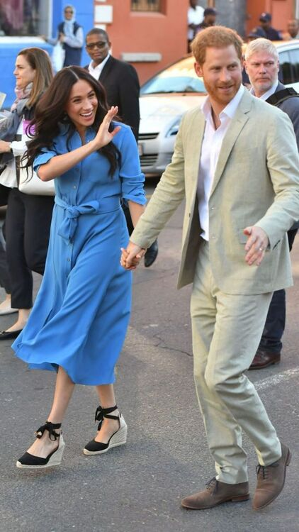 Everything Meghan Markle Has Worn In South Africa So Far