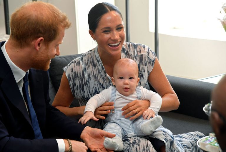 Meghan Markle Is Not Taking Baby Archie To The UK