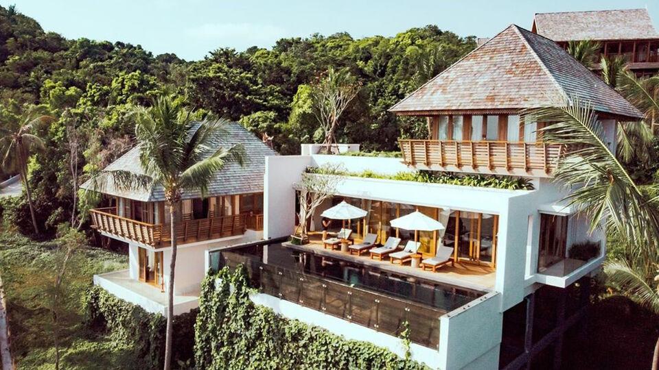 The Escape   The Ritz-Carlton, Koh Samui, Thailand