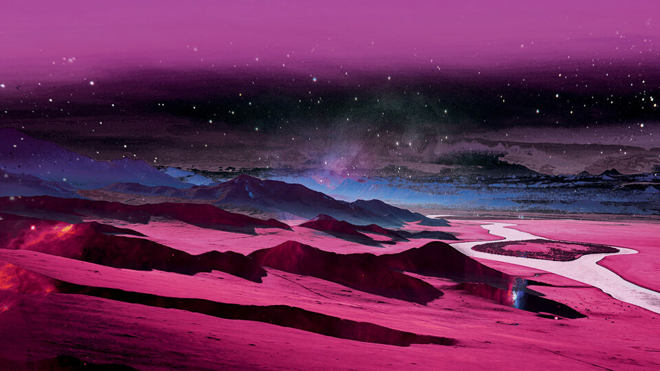 NYU Abu Dhabi Art Gallery's Speculative Landscapes Exhibition Reveals Works By Four UAE-Based Artists