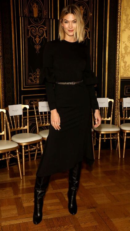 Paris Fashion Week: All The FROW Looks From The SS/20 Shows