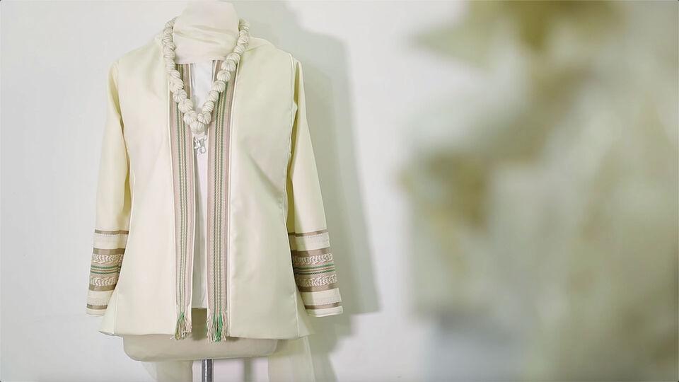 Saudi Women's Sports Team Wear Sustainable Brand Abadia In New York