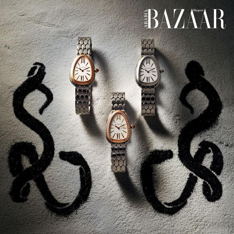 Bvlgari's New Serpenti Seduttori Collection Is Finally Here