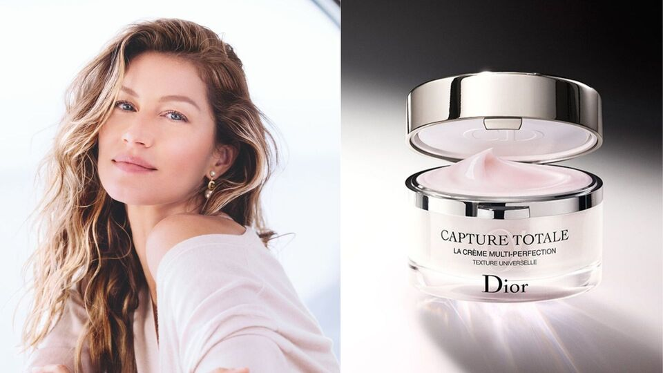 Gisele Bündchen Is The New Face Of Dior Skincare