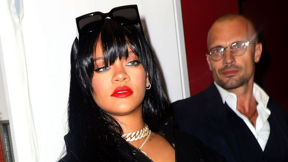 Rihanna Just Cut Bangs for Fall, So Now We Will Too