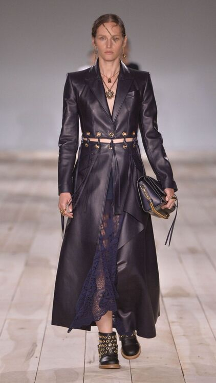 Every Single Look From The Alexander McQueen S/S20 Show