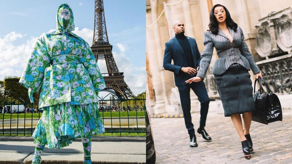 Cardi B Officially Won At Fashion Week And Here's Why