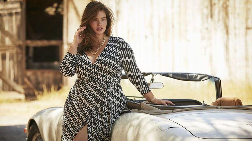 11 Honoré To Launch Plus-Sized Diane Von Furstenberg Dresses