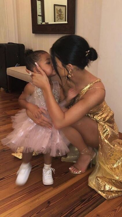 Stormi Webster Was The Best-Dressed Guest At The Bieber Wedding