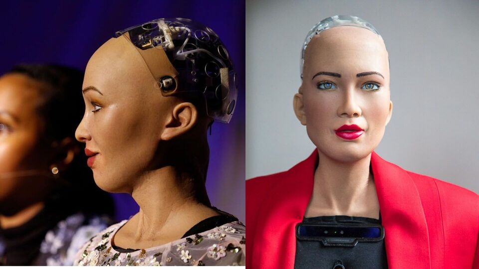 5 Things To Know About Sophia The Robot Before Her Trip To Dubai