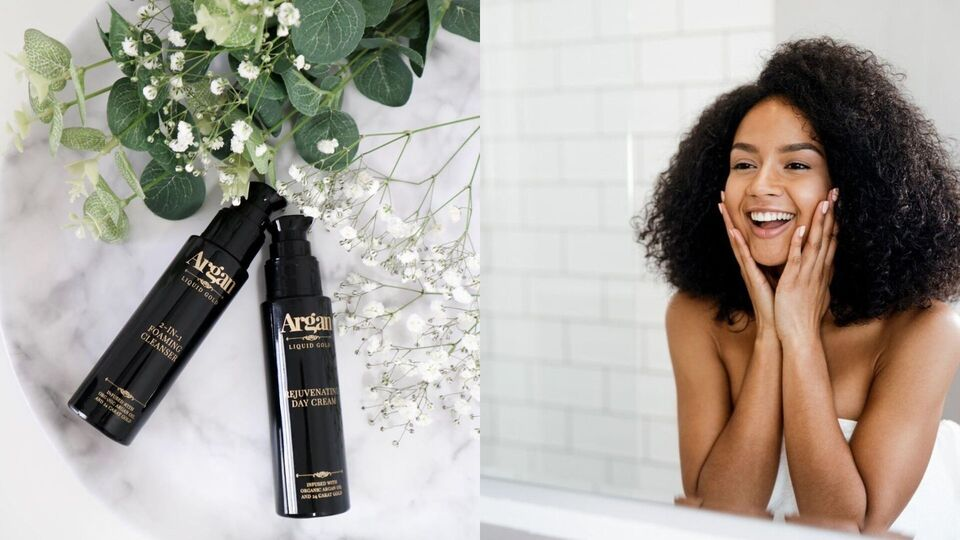 In Review: We Tried Argan Liquid Gold's New 24 Carat-Infused Products And This Is What We Thought