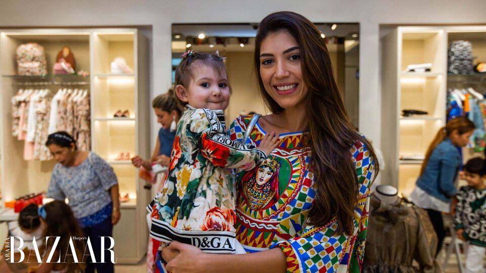 Pictures: Everything That Went Down At Harper's Bazaar Junior X Dolce & Gabbana Kids
