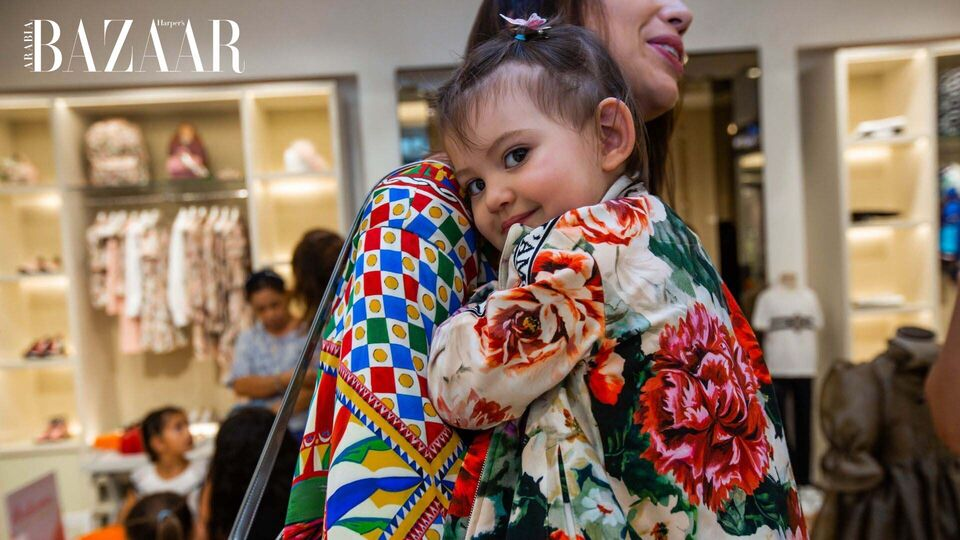 Pictures: Everything That Went Down At Harper's Bazaar Junior X Dolce & Gabbana Kids