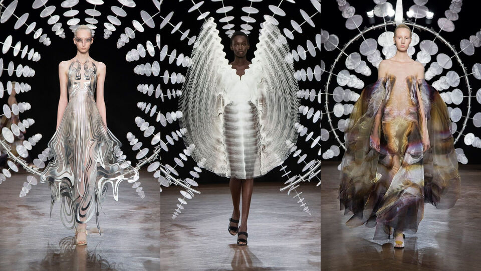 Iris Van Herpen Is Coming To Dubai For The Bazaar Capsule
