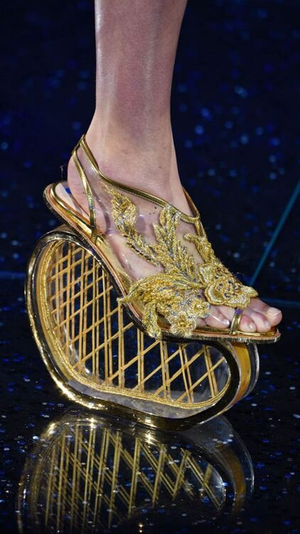 11 Of The Most Impractical Yet Utterly Fabulous Designer Shoes